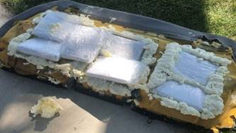 The Texas Department of Public Safety arrested two men after finding more than $12 million of...