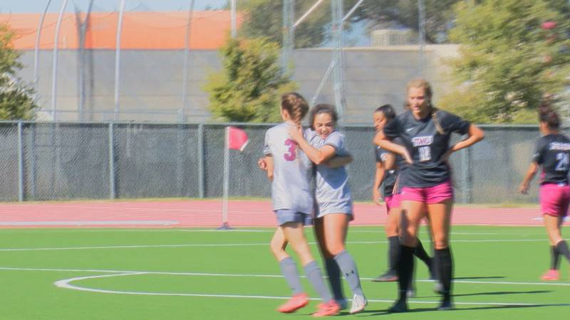 The No. 19 West Texas A&M Lady Buffs lost a heartbreaker in overtime to Texas Woman's at The...