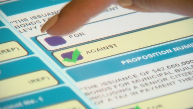Today was the last day to register to vote for the upcoming Amarillo city election and there's...
