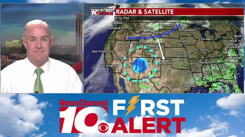 Another cold front!