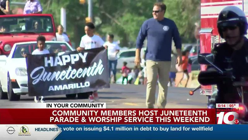 Community gathers together for Juneteenth Celebration