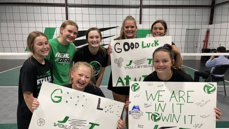 The Jets Volleyball squad is betting on themselves next week, competing in Vegas against 47...
