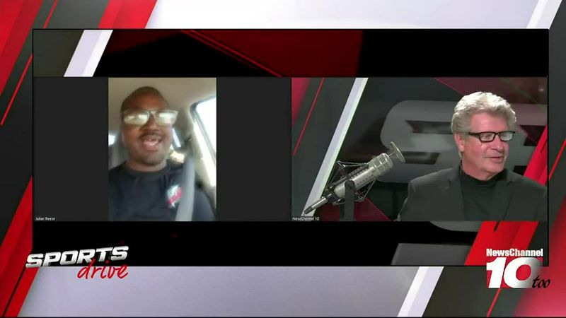 SPORTS DRIVE - Julian Reese On This Weekends Venom Game