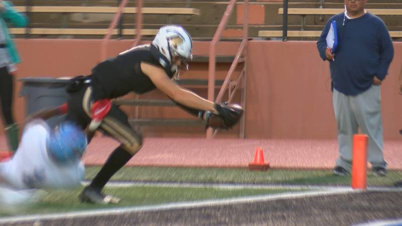 Amarillo High defeated Lubbock-Monterey 24-7 improving to (2-0) in District 2-5A.