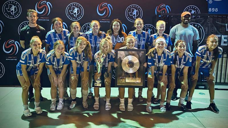 The Amarillo Rush '06 girls team is making history for panhandle youth soccer, advancing to the...