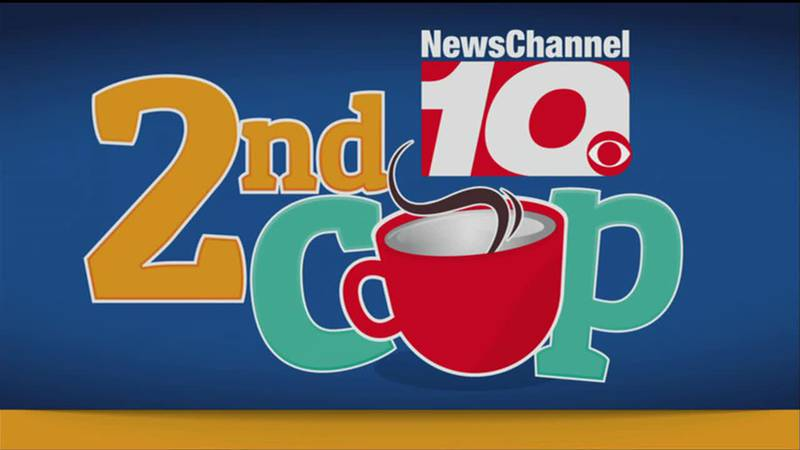 2ND CUP: Donna Soria receives Random Acts of Kindness Award