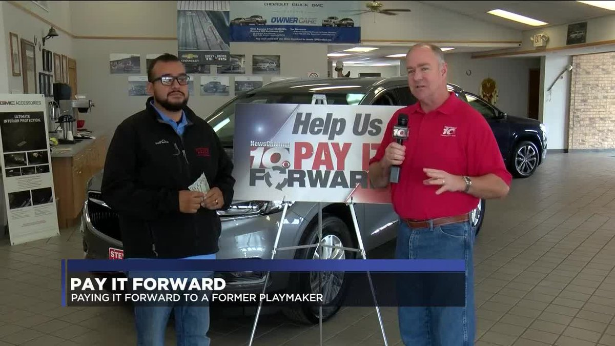 Another great Pay it Forward