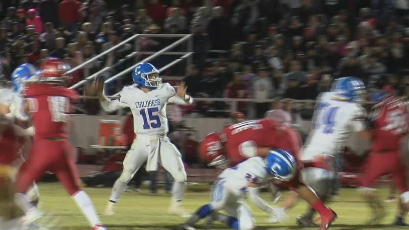 Week 8 of The WRAP UP in Texas high school football did not disappoint. A lot of district...