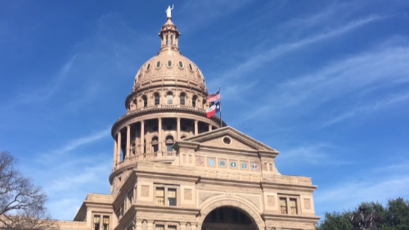Texas  Senate releases first draft of redistricting map