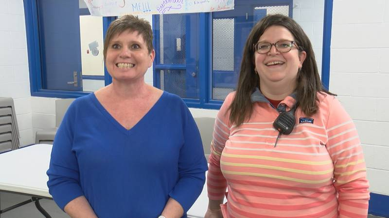 In this week's Above and Beyond, Potter County Sheriff Brian Thomas nominated two women who are...