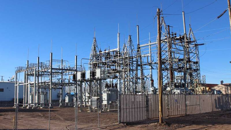 Some residents in Amarillo are experiencing power outages as Xcel Energy crews install a mobile...