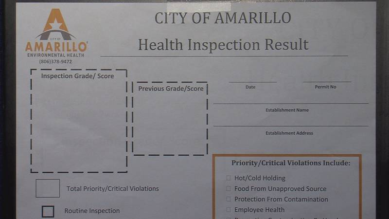 The City of Amarillo's Environmental Health Department says state law has changed bringing...