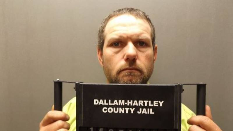 Kory Tidrow, charged with first degree murder (Source: Dallam-Hartley County Jail)