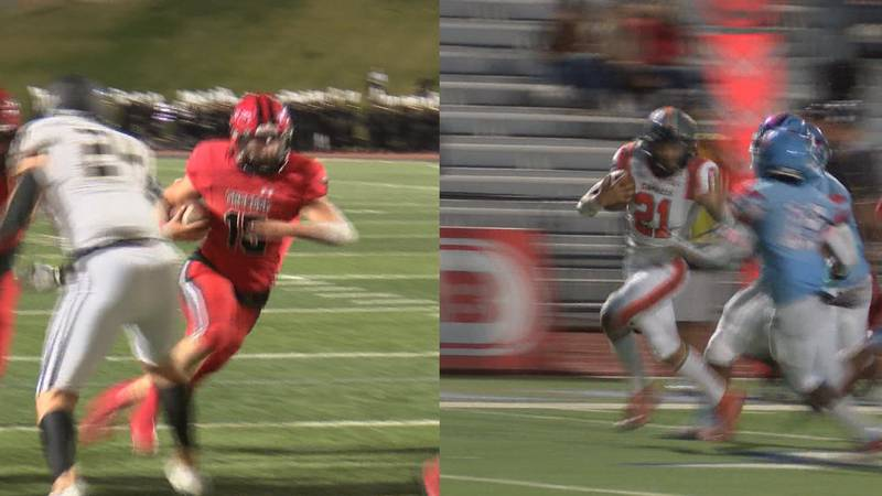 District 2-5A DI for week eight kicks off on Thursday for three of the four Amarillo ISD...