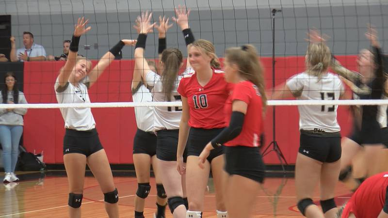 Volleyball teams are just a few days away from Texas high school district play and Amarillo...