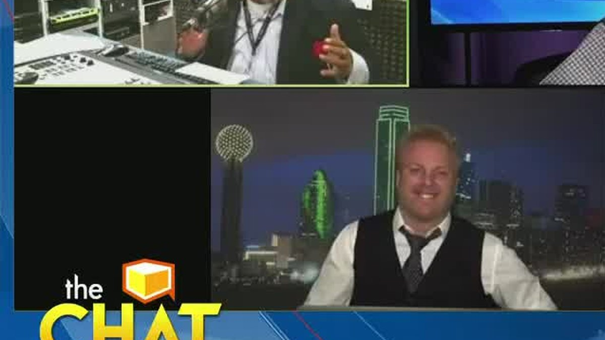 The Chat: Brant Fricker and Mary Bralley on Hispanic Heritage Luncheon