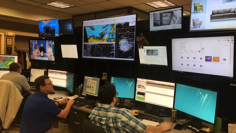 The National Weather Service in Amarillo is getting their first-ever interactive training to...