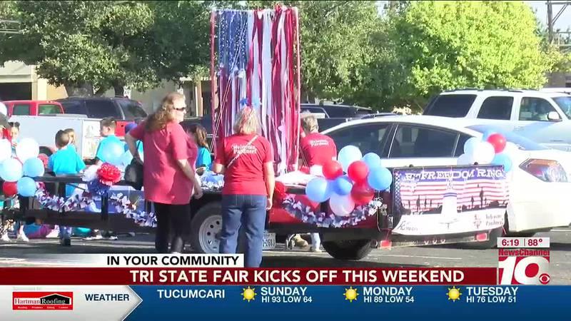 Annual Parade kicks off Tri-State Fair week