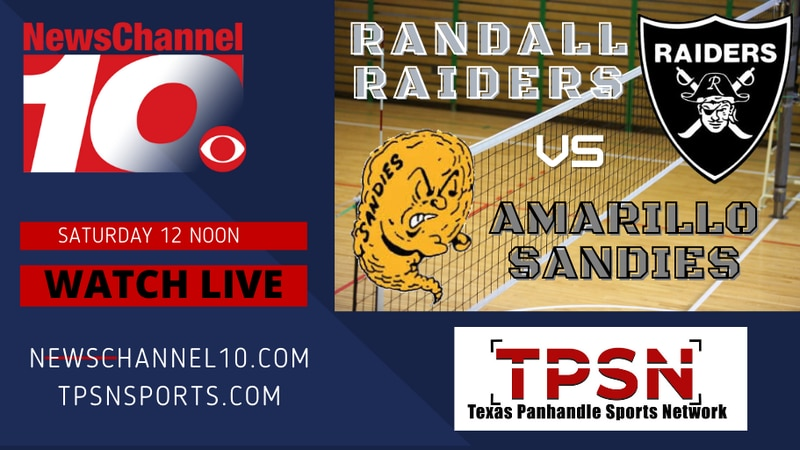 The Texas Panhandle Sports Network will host a live stream of the Randall vs Amarillo High...
