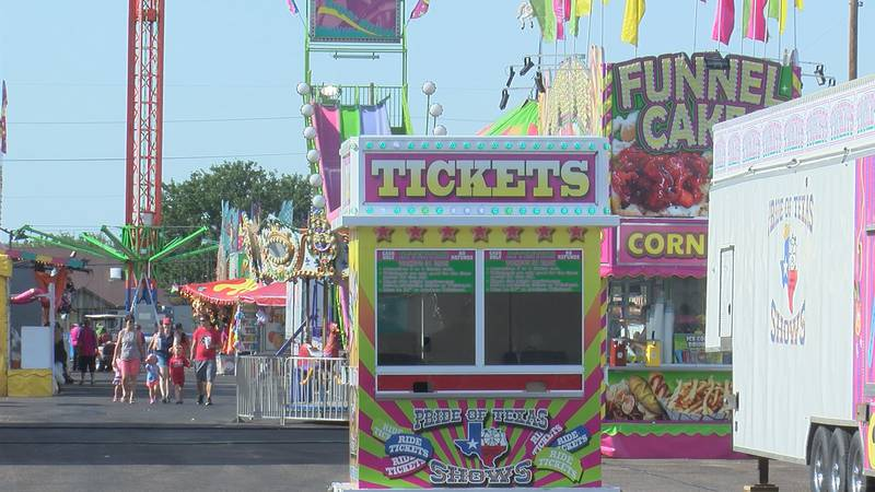 This evening kicks off the first day to the 75th anniversary of Dogie Days in Dumas.
