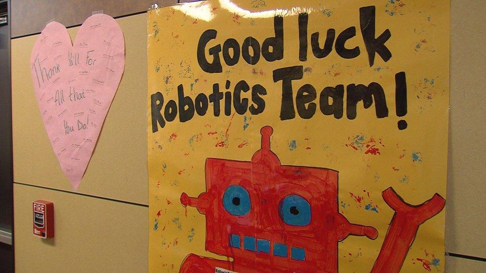 Kelton ISD's FTC 9778-Robotic Chinchillas (Source: KFDA)
