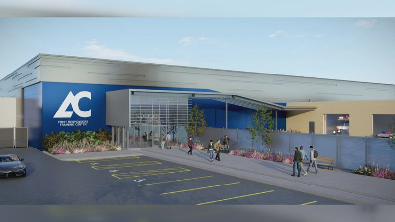 The city of Amarillo supports Amarillo College's plan to build a $13 million Regional First...