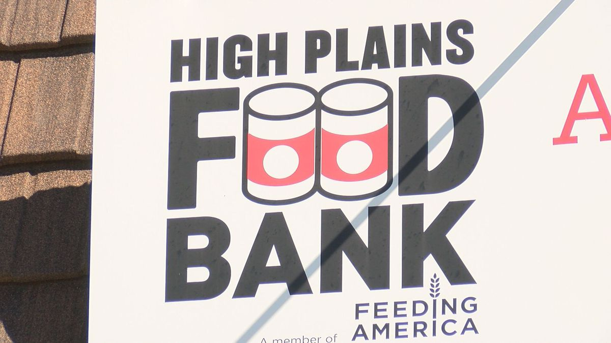High Plains Food Bank receives 15,000-pound food donation