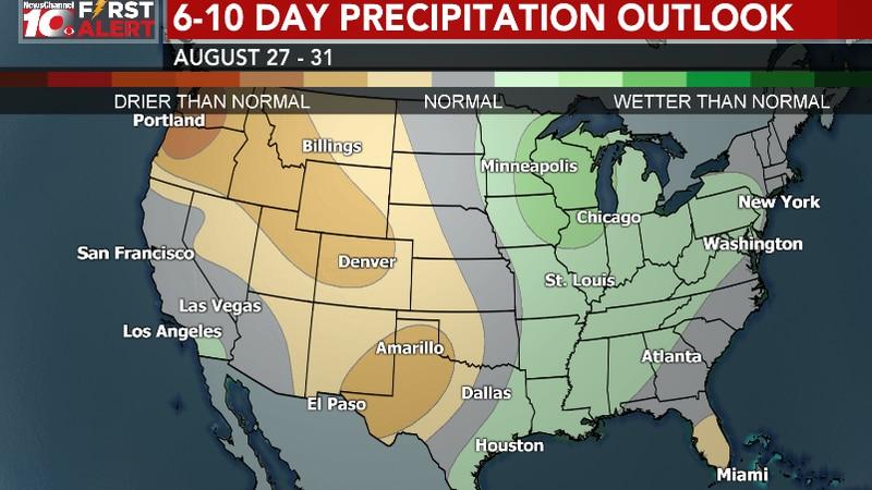 6-10 Precipitation Outlook