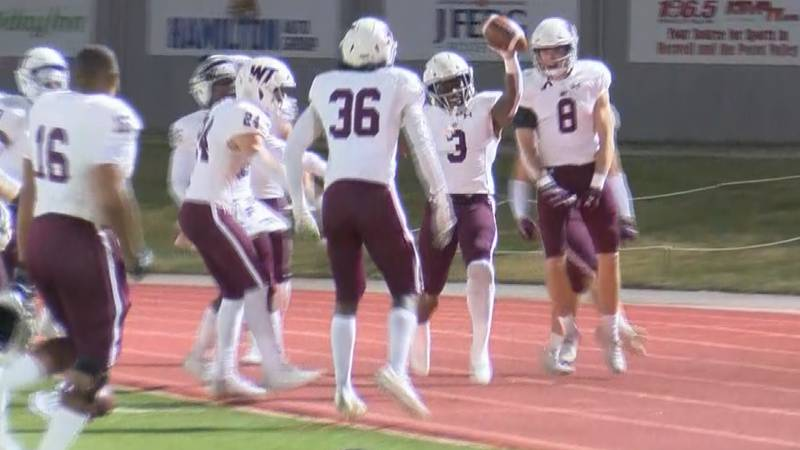 The West Texas A&M Buffs win back-to-back Wagon Wheel rivalry games over Eastern New Mexico for...