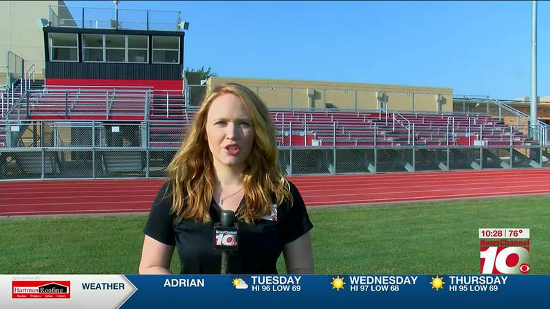 VIDEO: Groom Tigers have sights set on 1A playoffs