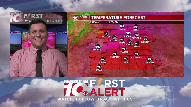 Adrian's extended weather outlook