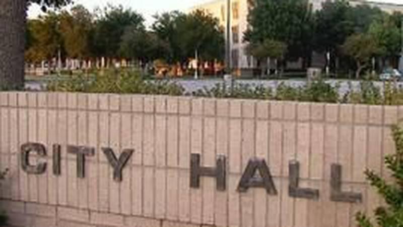 *News- Amarillo City Hall
