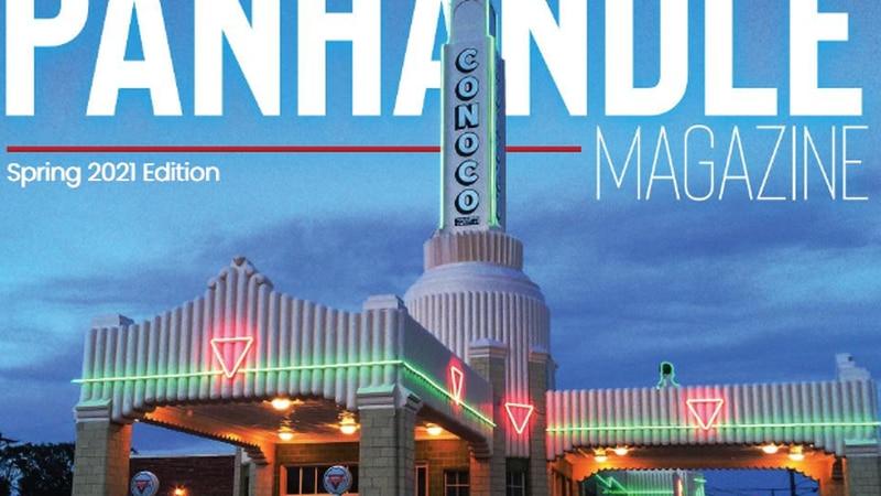 Panhandle Magazine Spring 2021