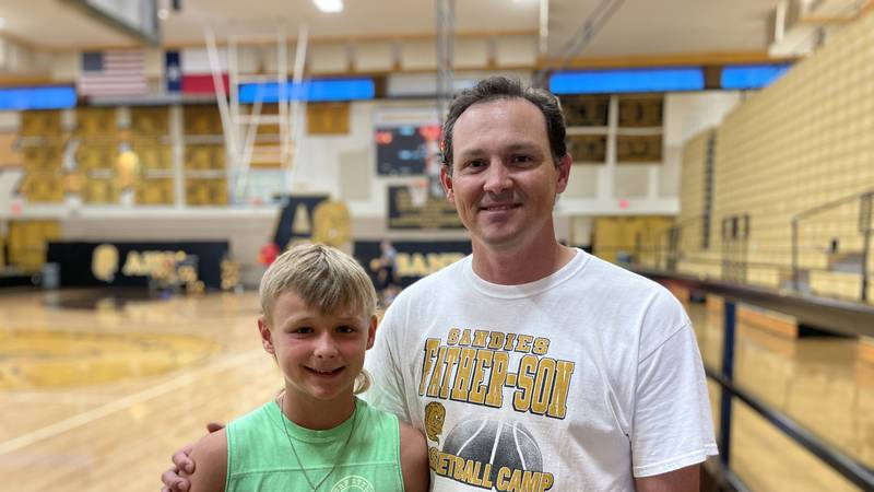 With Father's Day coming up this weekend, Amarillo High basketball held their third annual...