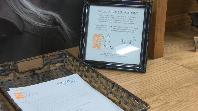 The Smile for a Lifetime Foundation helps provide free braces to kids who may not be able to...