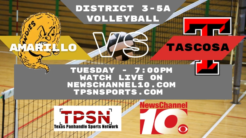 NewsChannel 10′s Texas Panhandle Sports Network will host a live stream of the Amarillo vs....