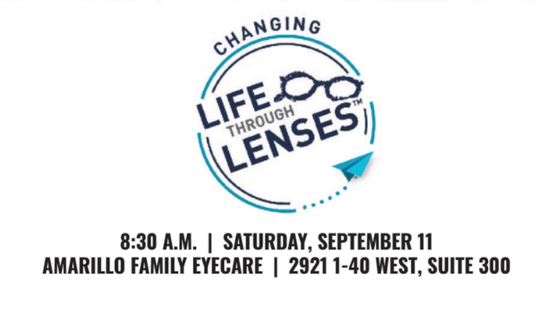 Free eye exams and glasses to children without insurance and living at or below poverty level.