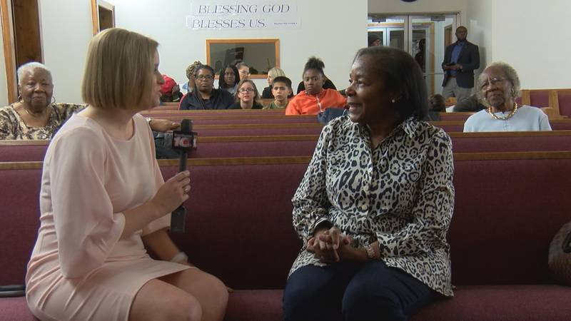 This week's Above and Beyond takes us to a church near downtown Amarillo, where the pastor's...