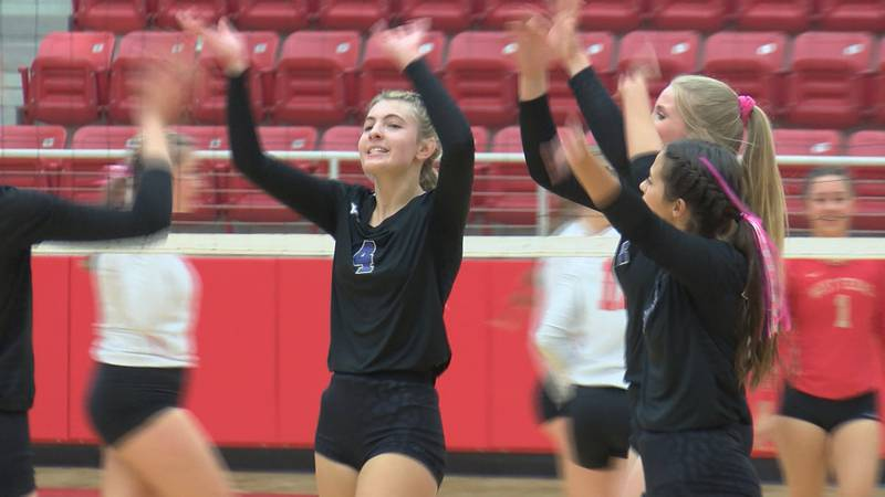 Tascosa punched their ticket to playoffs in District 3-5A with a 3-0 win over Caprock (25-7,...