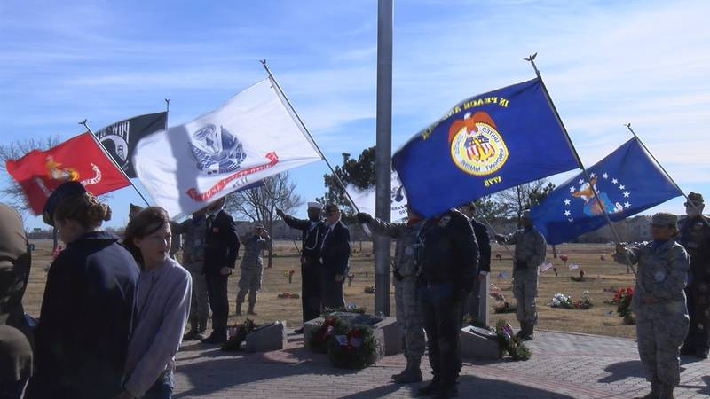 Thousands are remembering our fallen veterans this holiday season through Wreaths Across America.