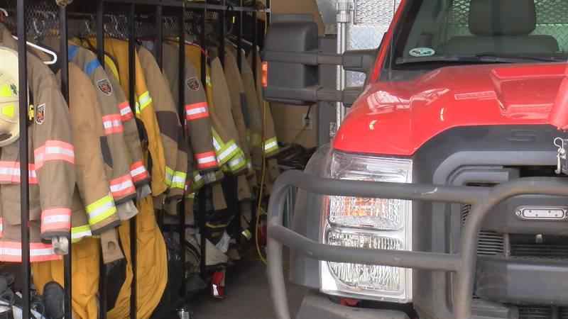 Potter County Fire and Rescue was approved to donate their old radios to the Helping Hands...
