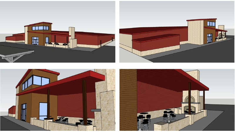 The cities of Friona and Dalhart will start new development and renovations on its community...