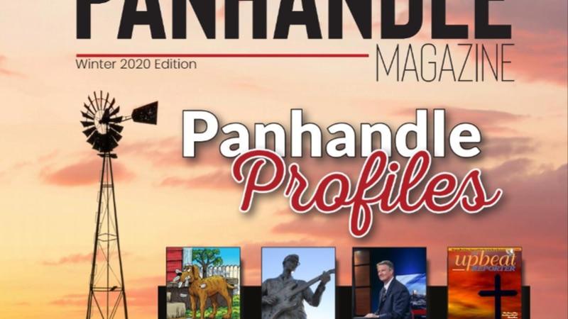 Panhandle Magazine Winter 2020-2021 (Source: KFDA)