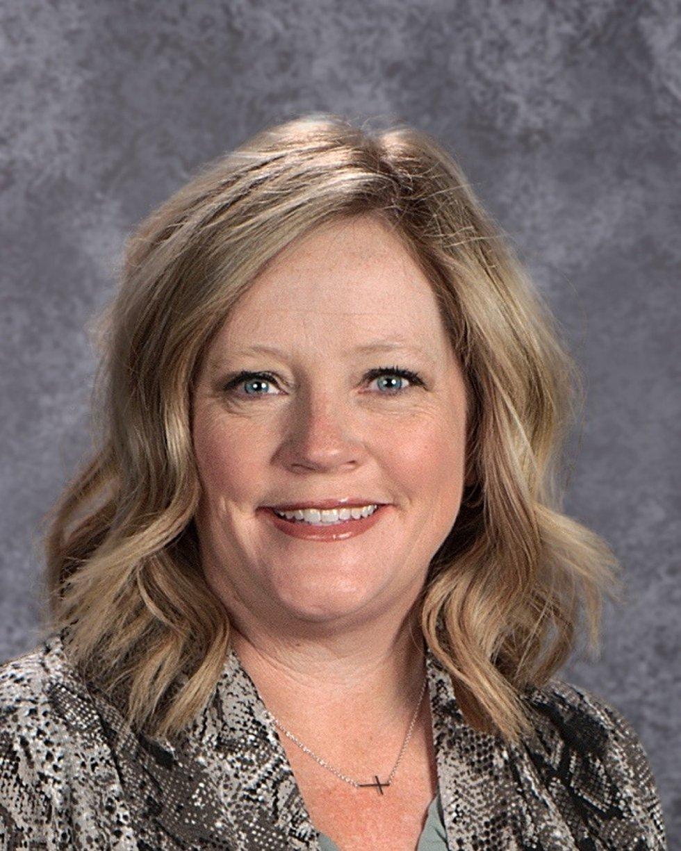Kimberly Irwin, Region 16 Secondary Teacher of the Year for 2021 (Source: Region 16)