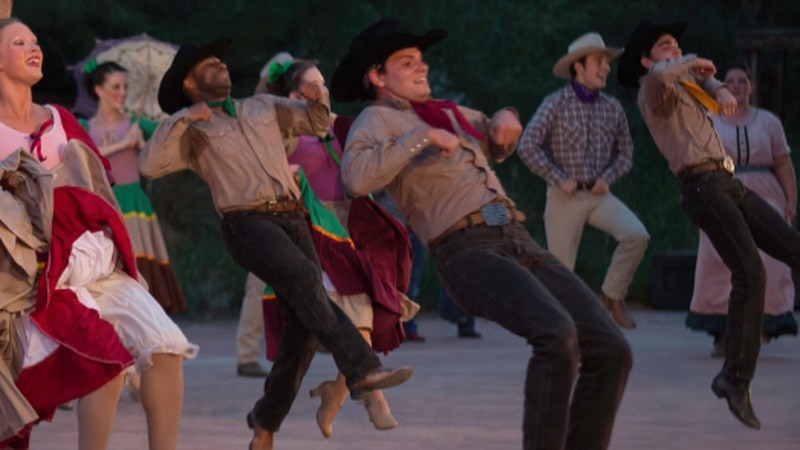 Many people think of the musical Texas as only a local attraction but, surprisingly, the...