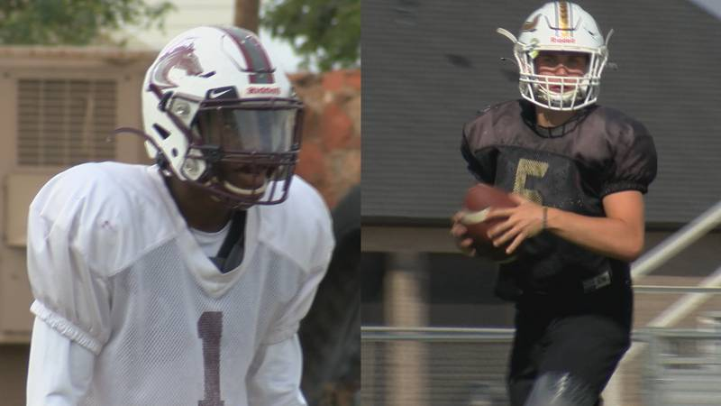 Our week six Game of the Week features a 2A duel between the undefeated Clarendon Broncos (5-0)...