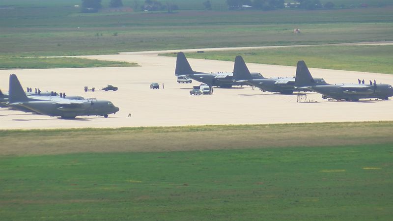 Today the Cannon Air Force in Clovis hosted its second public virtual meeting regarding the...