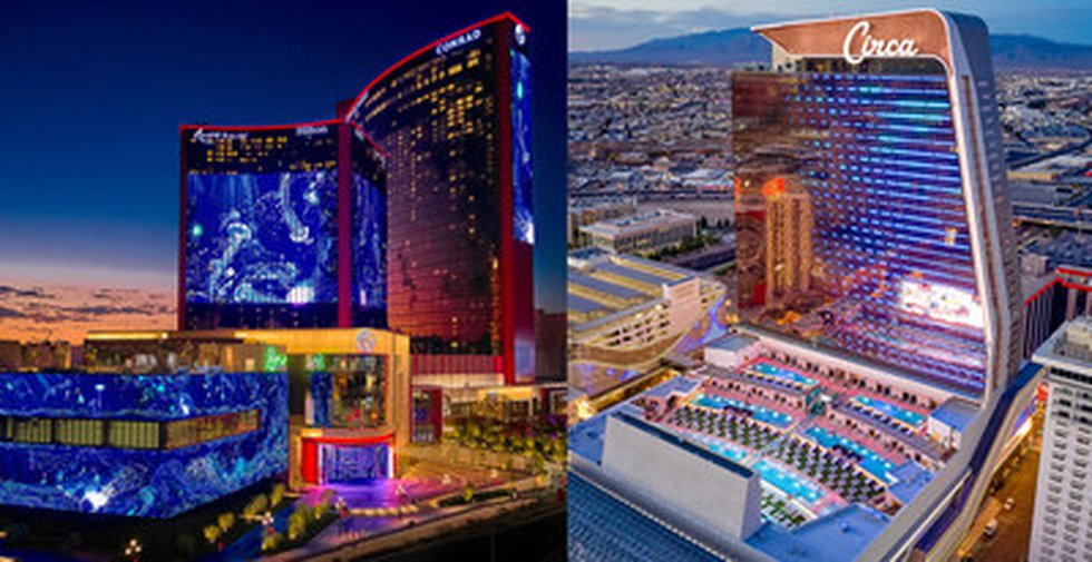 Architecture firm Steelman Partners transformed Las Vegas' skyline twice over the past year...