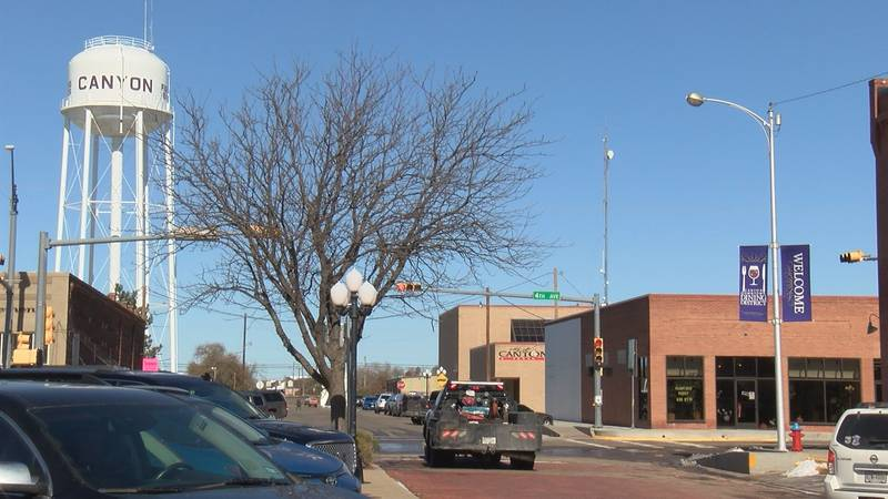 The Canyon City Commission will consider a contract Monday to buy land for a water wellfield...