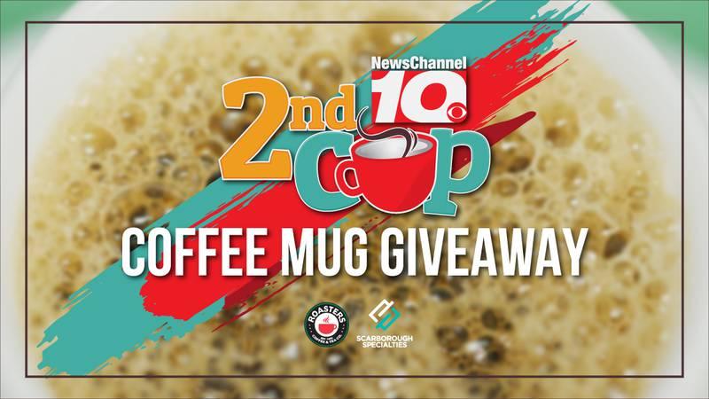 2nd Cup Coffee Mug Giveaway